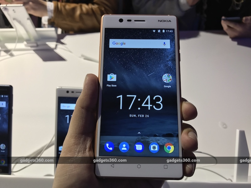 Nokia 3 First Look