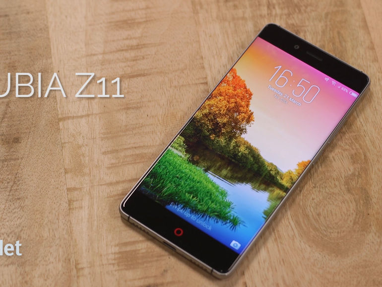 Nubia Z11: An Android flagship for the cost-conscious