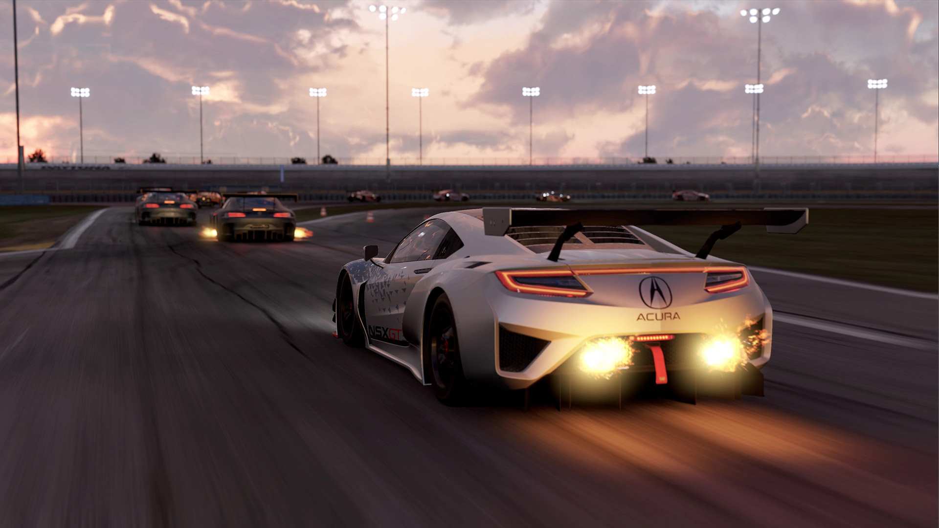 Project Cars 2 Graphics On Xbox One X Will Be Better Than PlayStation 4 Pro