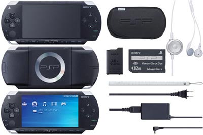 Sony PSP 1000K PlayStation Portable Value-Pack