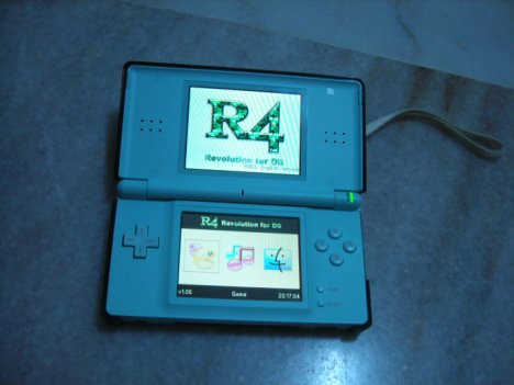 R4 and Rumble Pak review