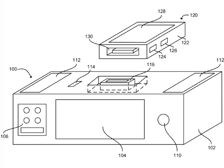 ​Apple gets a patent for a Siri-powered smart dock