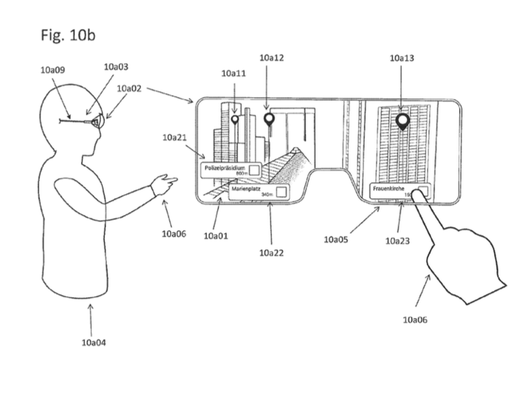 ​Apple AR smart glasses patent points to how they could be used