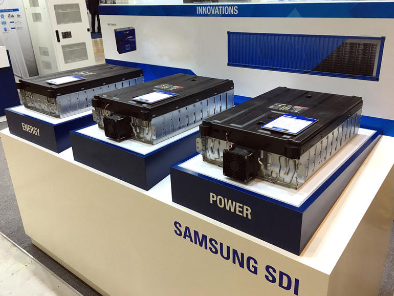 ​Samsung SDI launches high-capacity ESS aimed for Europe