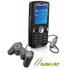 Sony Ericsson working on game handset?