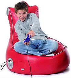 SlouchPod gaming chair