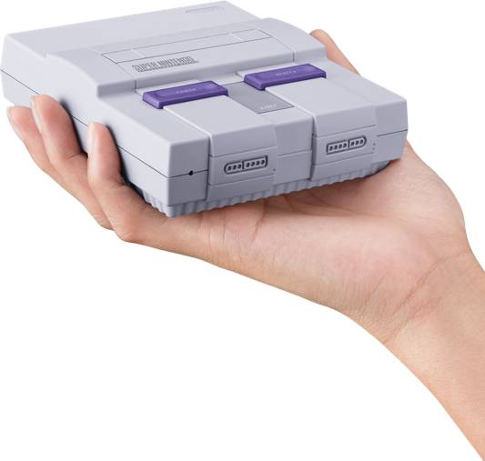 Nintendo's SNES Classic Will Come With A Rewind Feature