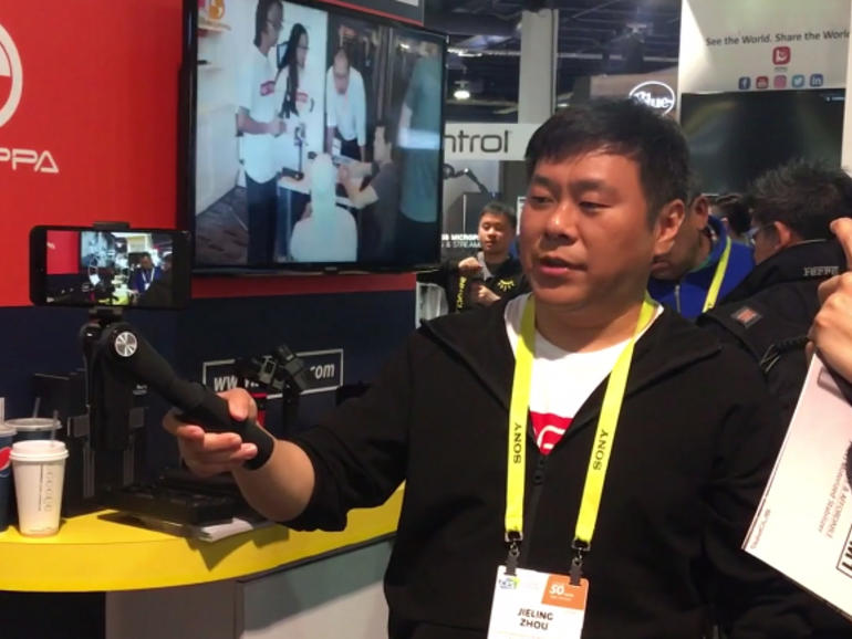 Snoppa M1, First Take: Crowdfunded smartphone stabiliser off to a shaky start