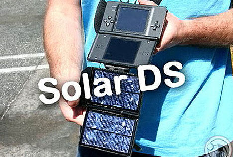 DS Lite runs on solar power