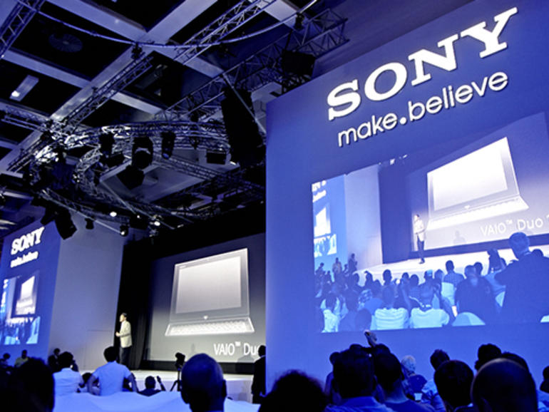 Sony posts 181 percent profit surge for Q1 2017