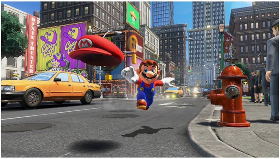 Nintendo To Livestream Mario Odyssey And Metroid At Gamescom