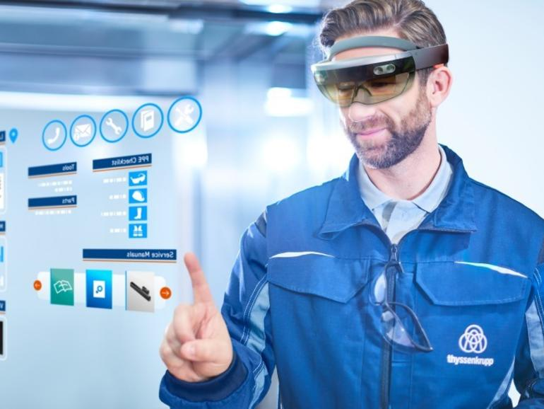 With HoloLens, Microsoft plots a prosaic path toward success