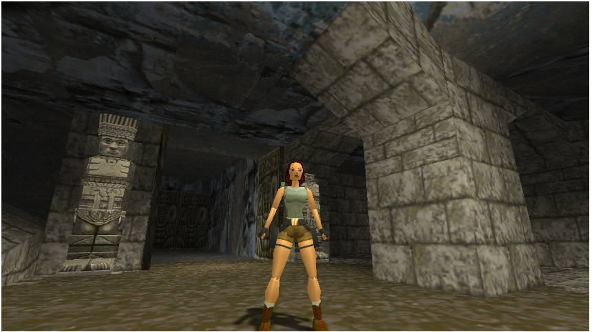 Original Tomb Raider Level Can Be Played In Your Browser