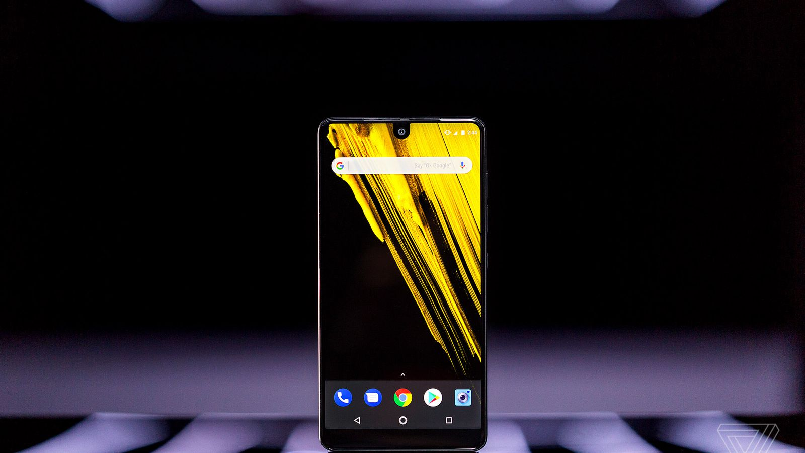 The Essential Phone just started shipping to buyers