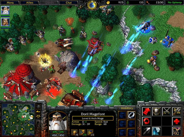 Blizzard Preparing Warcraft 3 For New Multiplayer Update
