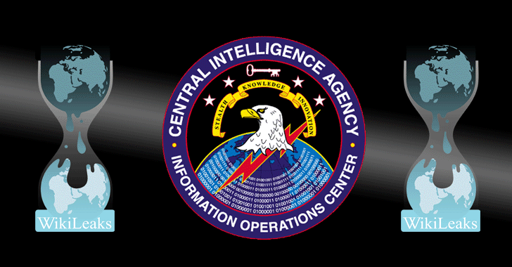 WikiLeaks Exposed CIA