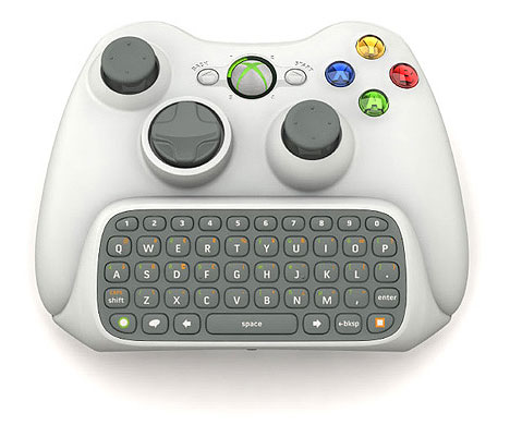 Microsoft Live Messenger on Xbox 360