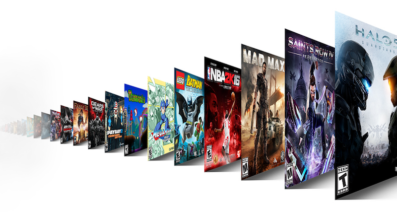 Xbox Game Pass Gets Seven New Titles Next Month
