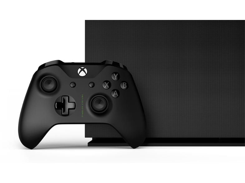 Xbox One X 'Project Scorpio Edition' Leaked